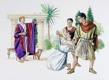 the-parable-of-the-unmerciful-servant